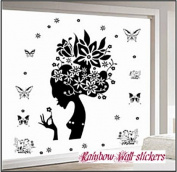 Rainbow Wall-stickers Wall Decor Removable Decal Sticker - The Floral Fairy