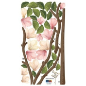 Nursery Easy Apply Wall Sticker Decorations - ECO Pink Flower Tree