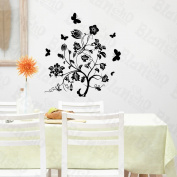 [Classic Black] Decorative Wall Stickers Appliques Decals Wall Decor Home Decor