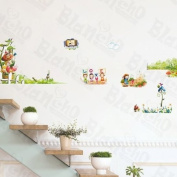 [Lovely Field] Decorative Wall Stickers Appliques Decals Wall Decor Home Decor