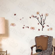 Wintersweet Flower - Wall Decals Stickers Appliques Home Decor