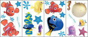 Blue Mountain Wallcoverings GAPP1763 Finding Nemo Self-Stick Room Appliqués