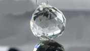 Fashion Japan Style Decoration Crystal Ball Prisms 40mm