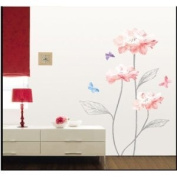 Rainbow Wall-stickers Wall Decor Removable Decal Sticker - Cherry Blossom Tree