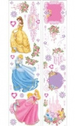Imperial 31720536 Disney Princess Self-Stick Instant Decor Kit