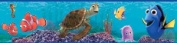 Blue Mountain Wallcoverings 83182010 Finding Nemo Prepasted Wall Border