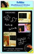 FunToSee Chalkboard Mini Wall Sticker Decal, Black
