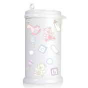 Ubbi Nappy Pail Decals - Nursery