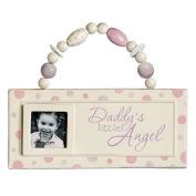 Grasslands Road Daddy's Little Angel Frame Plaque