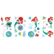 Blue Mountain Wallcoverings GAPP1793 Ariel Reflections Self-Stick Room Appliqués