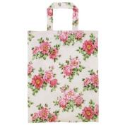 Cassandra Rose Medium PVC Bag