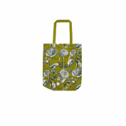 RHS Rosemoor Green Canvas Bag