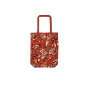 RHS Rosemoor Orange Canvas Bag