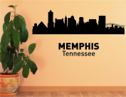 Memphis City Vinyl Wall Decals Quotes Sayings Words Art Decor Lettering Vinyl Wall Art Inspirational Uplifting