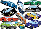 Stock Car Wall Stickers/Decals/ Graphics