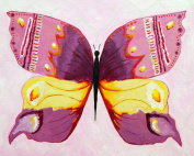Cici Art Factory Wall Art, Pink Admiral, Small