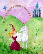 Cici Art Factory Wall Art, Princess Blonde, Small