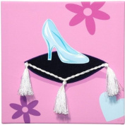 Glass Slipper Wall Art - Her Majesty Collection