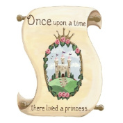 Instant Murals IMD-311 Princess Scroll, Large