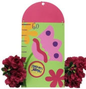 Great Arrivals Sibling Growth Chart Gift, Girl