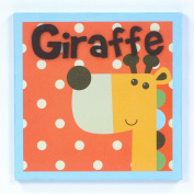 Munch Canvas, Giraffe