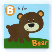 Munch Canvas, Bear