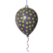 Girly Chic Pol-ka Dot Permanent Hanging Balloon Colour