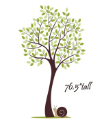 Large Tree Wall Decal for Nursery Baby Girls Boys Kids Room Walls