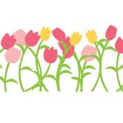 WallCandy Arts Tulips Kit