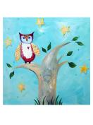 Cici Art Factory 30.5cm x 30.5cm Night Owl