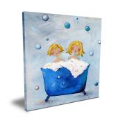 Cici Art Factory Double Bubble (Blonde), 40.6cm x 40.6cm
