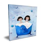 Cici Art Factory Double Bubble (Brunette), 40.6cm x 40.6cm