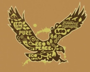 Wheatpaste Art Collective Eco Peace Stretched Canvas Wall Art by WP House, 76.2cm by 61cm