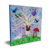 Cici Art Factory 61cm x 61cm Woodland Wonderland