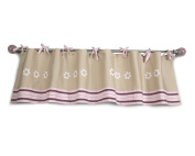 Kimberly Grant Pomegranate Window Valance