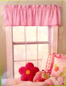Jumping Beans Window Valance 157.5cm x 38.1cm Flower Patch