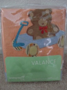 BeanSprout Toyland Window Valance