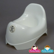 Potty Chair Colour: White