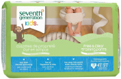 Seventh Generation Baby Free and Clear Training Pants 4T-5T -- 17 Training Pants