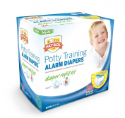 Potty Patrol Potty Training Alarm Nappies Boys Refill Kit