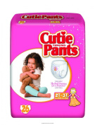 Cutie Pants, Cuties Trnpnt Girl 2T-3T 34,