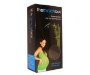 Miracle Box Bamboo Maternity Band - Large - Black