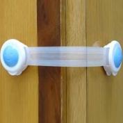 KF Baby Cabinet & Appliance Locking Strap, 4pc