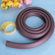 Baby Kid Table Corner Softener Edge Guard Protector 2M Chocolate
