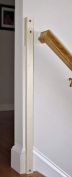Deluxe Wall Style Baby Gate Mounting Kit