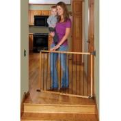Kidco Designer Angle Mount Safeway Safety Gate - Oak