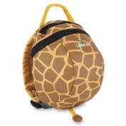 Littlelife Toddler Giraffe Daysack With Safety Wrist Rein