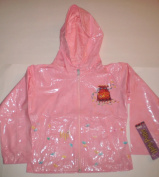 Harry Potter Bertie Botts Every Flavour Beans Pink Rain Jacket