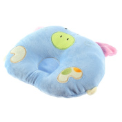 YKS Pig Shaped Infant Toddler Sleeping Support Pillow Prevent Flat Head