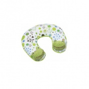 Maison Chic Boy Travel Pillow, Frog